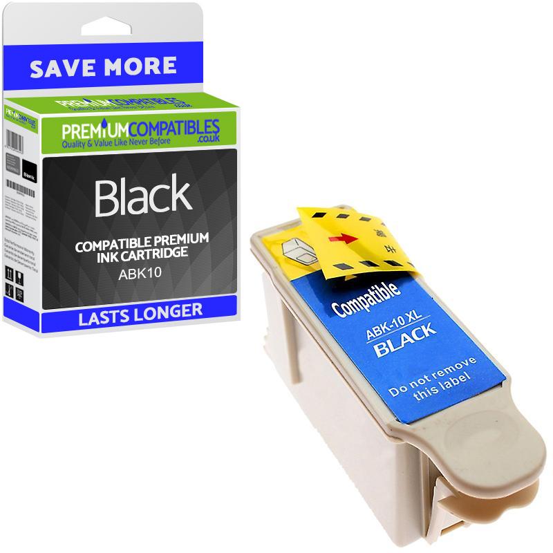 Premium Compatible Advent ABK10 Black Ink Cartridge (851943)