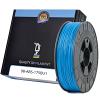Premium Compatible ABS 1.75mm Blue 1kg 3D Filament (ABS175BU1)