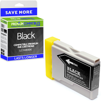 Premium Compatible Brother LC1000BK Black Ink Cartridge (LC1000BK)
