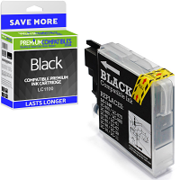 Premium Compatible Brother LC1100 Black Ink Cartridge (LC1100BK)