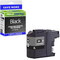 Premium Compatible Brother LC127XL Black High Capacity Ink Cartridge (LC127XLBK)