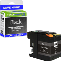 Premium Compatible Brother LC129XL Black High Capacity Ink Cartridge (LC129XLBK)
