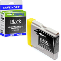 Premium Compatible Brother LC970BK Black Ink Cartridge (LC970BK)