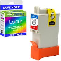 Premium Compatible Canon BCI21C Colour Ink Cartridge (0955A002)