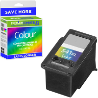 Premium Remanufactured Canon CL-541XL Colour High Capacity Ink Cartridge (5226B005AA)