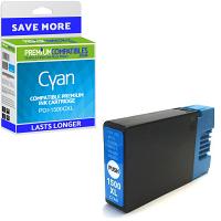 Premium Compatible Canon PGI-1500CXL Cyan High Capacity Ink Cartridge (9193B001)