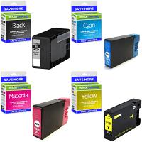 Premium Compatible Canon PGI-1500XL CMYK Multipack High Capacity Ink Cartridges (9182B004)