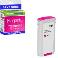 Premium Remanufactured HP 727 Magenta High Capacity Ink Cartridge (B3P20A)
