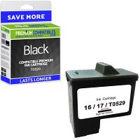 Premium Remanufactured Dell T0529 Black Ink Cartridge (592-10039)