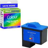 Premium Remanufactured Dell T0530 Colour Ink Cartridge (592-10040)