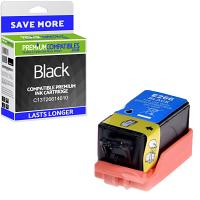 Premium Compatible Epson 266 Black Ink Cartridge (C13T26614010)