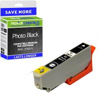 Premium Compatible Epson 26XL Photo Black High Capacity Ink Cartridge (C13T26314010) T2631 Polar Bear