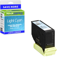 Premium Compatible Epson 378XL Light Cyan High Capacity Ink Cartridge (C13T37954010)
