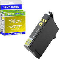 Premium Compatible Epson 603XL Yellow High Capacity Ink Cartridge (C13T03A44010)