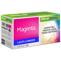 Premium Compatible Epson S050188 Magenta High Capacity Toner Cartridge (C13S050188)