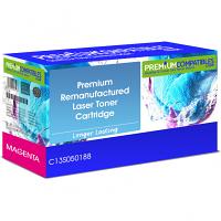 Premium Remanufactured Epson S050188 Magenta High Capacity Toner Cartridge (C13S050188)