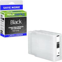 Premium Compatible Epson T9071XXL Black Extra Longer Lasting Ink Cartridge (C13T907140)