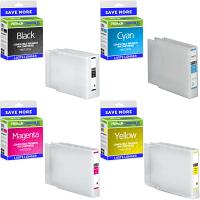 Premium Compatible Epson T907XXL CMYK Multipack Extra Longer Lasting Ink Cartridges (T9071 / T9072 / T9073 / T9074)