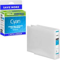 Premium Compatible Epson T9082XL Cyan High Capacity Ink Cartridge (C13T908240)