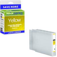 Premium Compatible Epson T9084XL Yellow High Capacity Ink Cartridge (C13T908440)