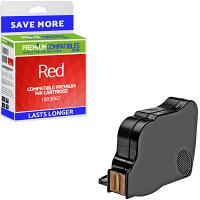 Premium Remanufactured Frama 1003567 Red Franking Ink Cartridge (1003567)