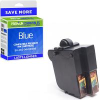 Premium Remanufactured Frama SU-002-04-000009 Blue Franking Ink Cartridge (10397-801)