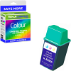 Premium Remanufactured HP 25 Colour Ink Cartridge (51625AE)
