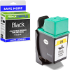Premium Remanufactured HP 26 Black High Capacity Ink Cartridge (51626AE)
