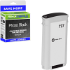 Premium Remanufactured HP 727 Photo Black High Capacity Ink Cartridge (B3P23A)