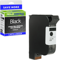 Premium Remanufactured HP C8842A Versatile Black Addressing Machine Ink Cartridge (10088-803)