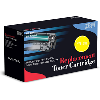 Ultimate HP 305A Yellow Toner Cartridge (CE412A) (IBM TG95P6559)