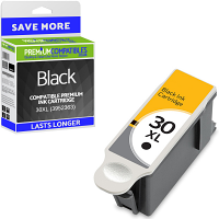 Premium Compatible Kodak 30XL Black High Capacity Ink Cartridge (3952363)