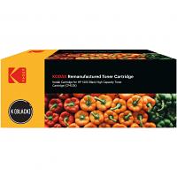 Ultimate HP 410X Black High Capacity Toner Cartridge (CF410X) (Kodak KODCF410X)