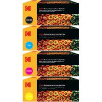 Ultimate HP 410X CMYK Multipack High Capacity Toner Cartridges (CF410X / CF252XM) (Kodak KODCF410X/ KODCF411X/ KODCF413X/ KODCF412X)