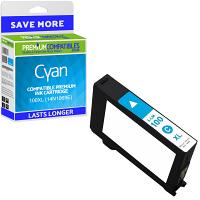 Premium Compatible Lexmark 100XL Cyan High Capacity Ink Cartridge (14N1069E)