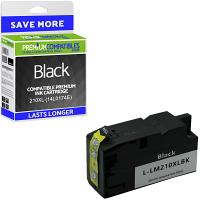 Premium Compatible Lexmark 210XL Black High Capacity Ink Cartridge (14L0174E)