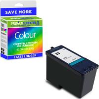 Premium Remanufactured Lexmark 33 Colour Ink Cartridge (18CX033E)