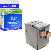 Premium Remanufactured Neopost 342192 Blue Franking Ink Cartridge (10591-801)