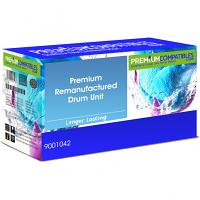 Premium Remanufactured OKI 09001042 Drum Unit (9001042)