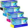 Premium Remanufactured Olivetti B053 CMYK Multipack Toner Cartridges (B0533/ B0534/ B0535/ B0536)