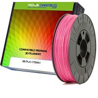 Premium Compatible PLA 1.75mm Magenta 0.5kg 3D Filament (98-PLA-175MA1)