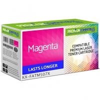 Premium Compatible Panasonic KX-FATM507X Magenta Toner Cartridge (KX-FATM507X)