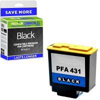 Premium Compatible Philips PFA431 Black Ink Cartridge (PFA431)