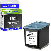 Premium Remanufactured Samsung M41 Black Ink Cartridge (INK-M41/ELS)