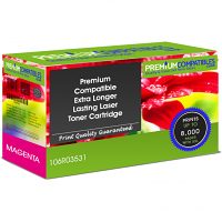 Premium Compatible Xerox 106R03531 Magenta Extra Longer Lasting Toner Cartridge (106R03531)