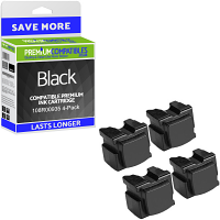 Premium Compatible Xerox 108R00935 Black 4 Pack Solid Ink (108R00935)