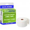 Premium Compatible Zebra 148.5mm x 35mm White Shipping Label Roll - 800 Labels (ZA5.84x1.3-800)