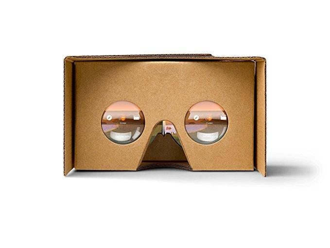 VR Google Cardboard Headset