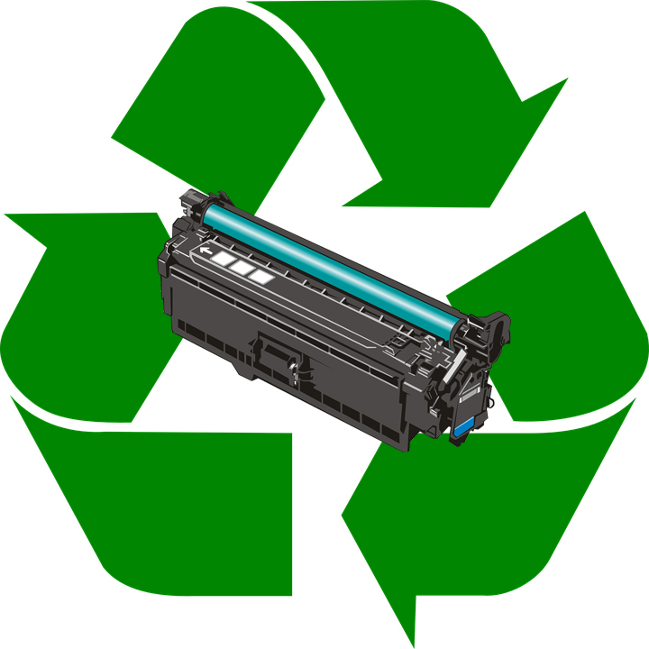 recycle your cartridges