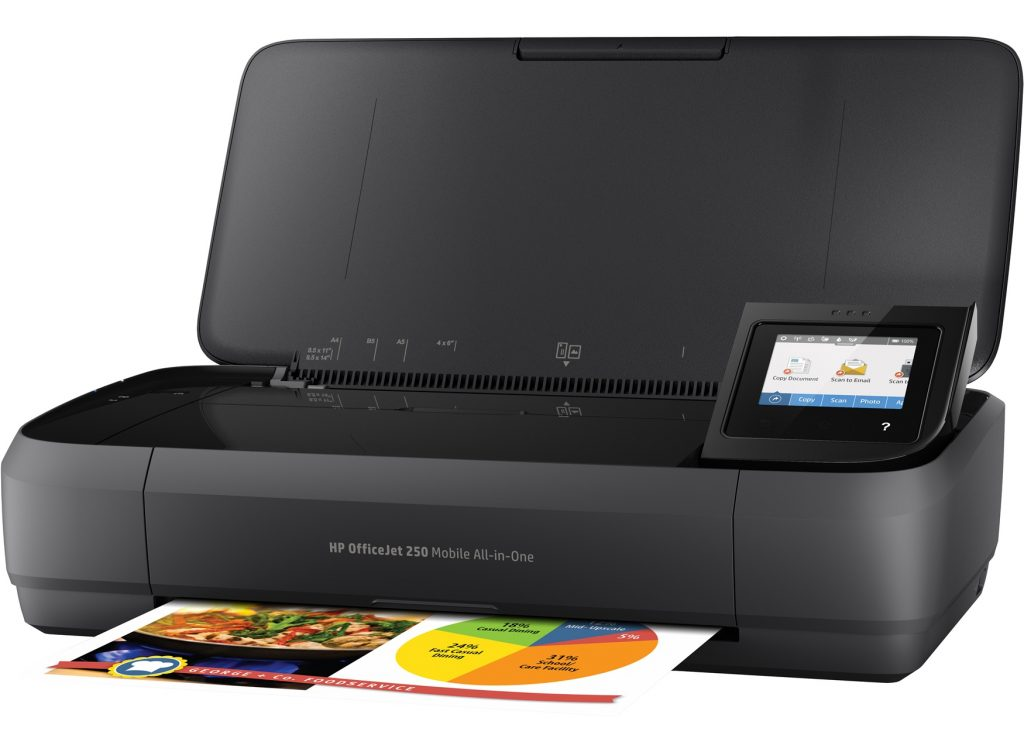 HP Office Jet 250 Mobile All-in-One